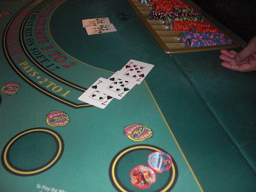 Best vegas blackjack odds