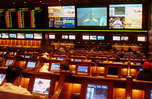 who has the best sportsbook in las vegas nfl odds for this week