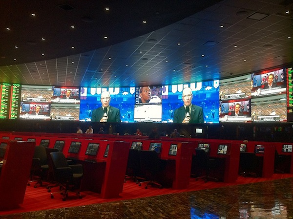 top sports books los vegas odds