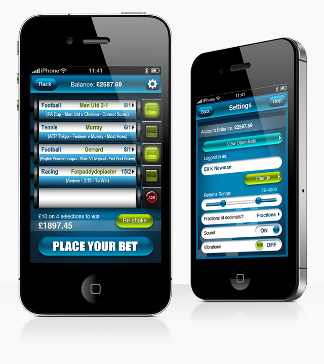 real betting apps