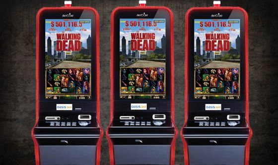 the walking dead slot machine