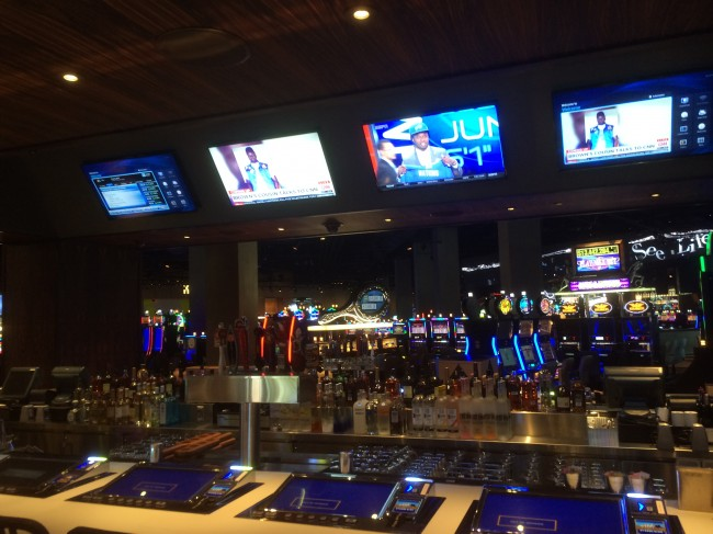 Umami Burger Bar At SLS Las Vegas