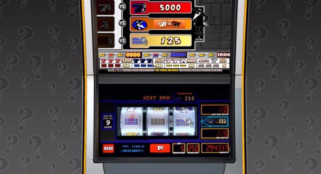 Spy Vs. Spy Slot Machine From WMS Gaming