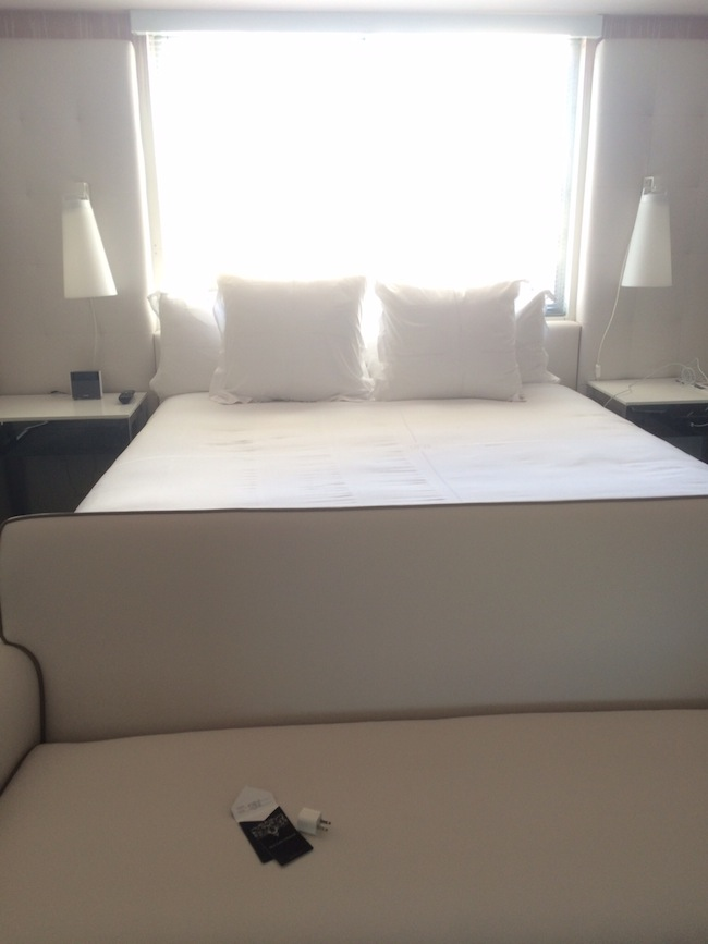 SLS Las Vegas King Bed